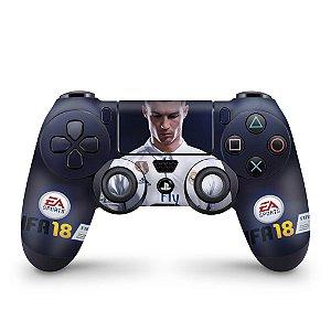 Skin PS4 Controle - Fifa 18