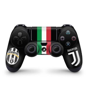Skin PS4 Controle - Juventus Football Club