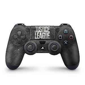 Skin PS4 Controle - Liga Da Justiça