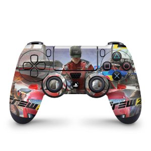Skin PS4 Controle - The Crew 2