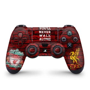 Skin PS4 Controle - Liverpool