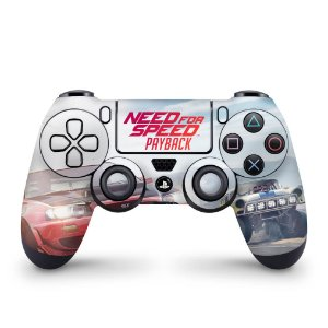 Skin PS4 Controle - Need For Speed Payback