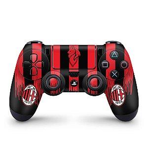 Skin PS4 Controle - AC Milan