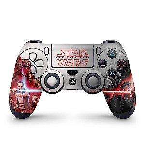 Skin PS4 Controle - Star Wars The Last Jedi