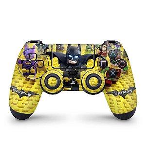 Skin PS4 Controle - Lego Batman