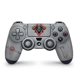 Skin PS4 Controle - God of War 4