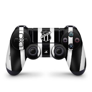 Skin PS4 Controle - Ceará Sporting Club