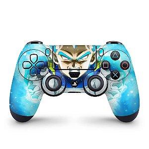 Skin PS4 Controle - Dragon Ball Super