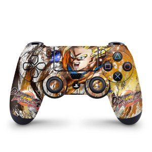 Skin PS4 Controle - Dragon Ball FighterZ