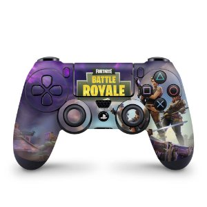 Skin PS4 Controle - Fortnite Battle Royale