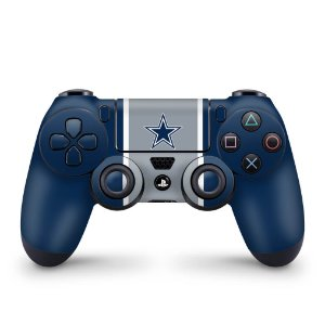 Skin PS4 Controle - Dallas Cowboys NFL