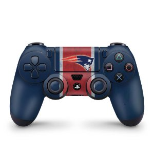 Skin PS4 Controle - New England Patriots NFL