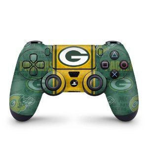 Skin PS4 Controle - Green Bay Packers NFL
