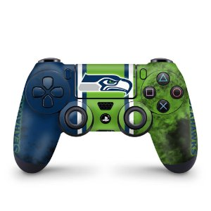 Skin PS4 Controle - Seattle Seahawks - NFL