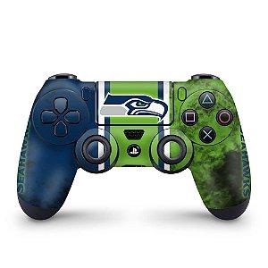 Skin PS4 Controle - Seattle Seahawks - NFL