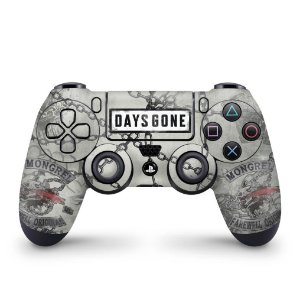 Skin PS4 Controle - Days Gone