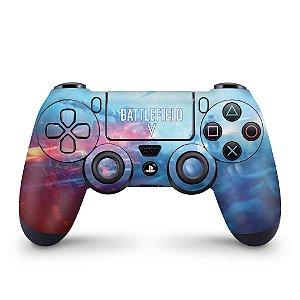 Skin PS4 Controle - Battlefield V