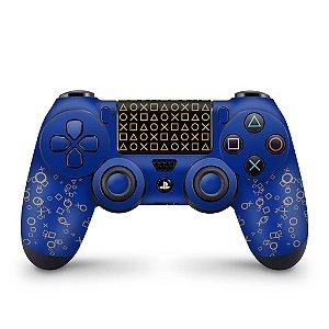 Skin PS4 Controle - Days Of Play Edição Limitada