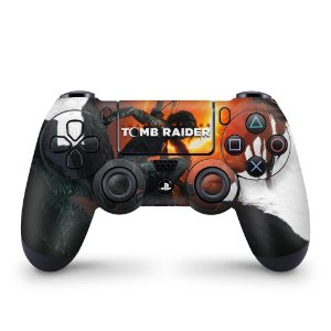 Skin PS4 Controle - Shadow Of The Tomb Raider