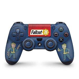Skin PS4 Controle - Fallout 76