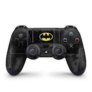 Skin PS4 Controle - Batman Comics