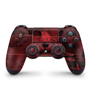 Skin PS4 Controle - Daredevil Demolidor Comics