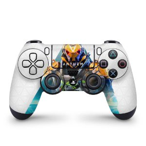 Skin PS4 Controle - Anthem