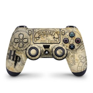 Skin PS4 Controle - Harry Potter