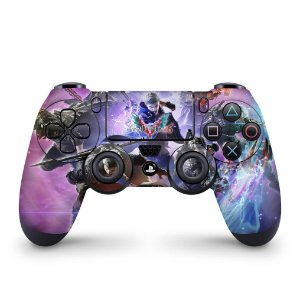 Skin PS4 Controle - Devil May Cry 5