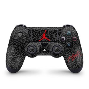 Skin PS4 Controle - Air Jordan Flight