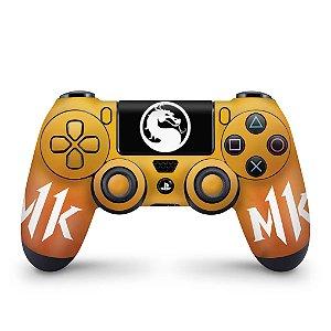 Skin PS4 Controle - Mortal Kombat 11
