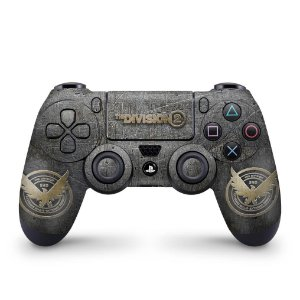 Skin PS4 Controle - The Division 2