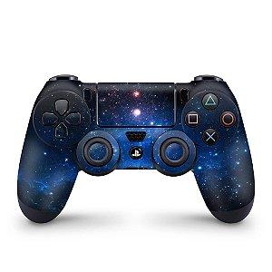 Skin PS4 Controle - Universo Cosmos