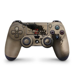Skin PS4 Controle - World War Z