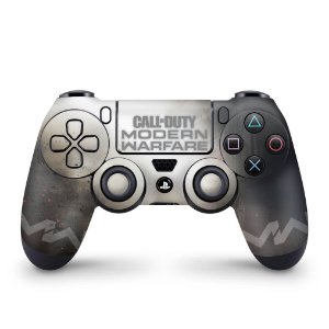 Skin PS4 Controle - Call Of Duty Modern Warfare