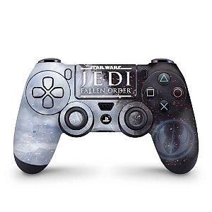 Skin PS4 Controle - Star Wars Jedi Fallen Order