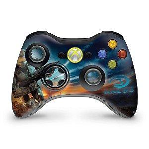 Skin Xbox 360 Controle - Halo 3