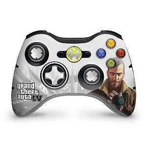 Skin Xbox 360 Controle - Gta Iv