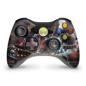 Skin Xbox 360 Controle - Ninja Gaiden 3