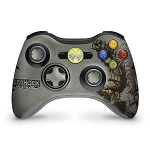 Skin Xbox 360 Controle - Bioshock