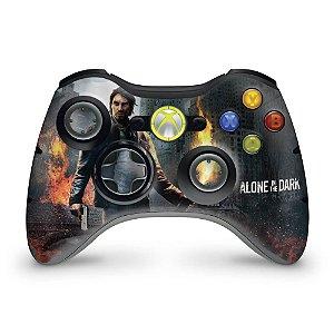 Skin Xbox 360 Controle - Alone In The Dark