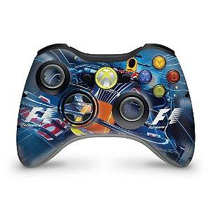 Skin Xbox 360 Controle - Formula 1 #a