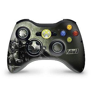 Skin Xbox 360 Controle - Fallout 3
