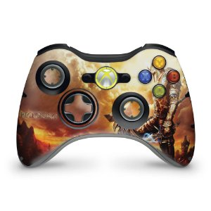 Skin Xbox 360 Controle - Reckoning