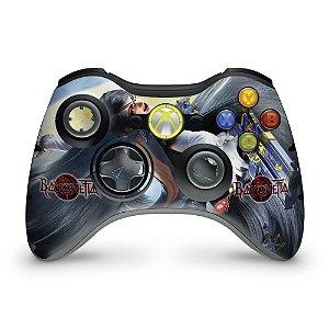 Skin Xbox 360 Controle - Bayonetta