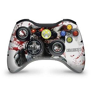 Skin Xbox 360 Controle - Killzone 3