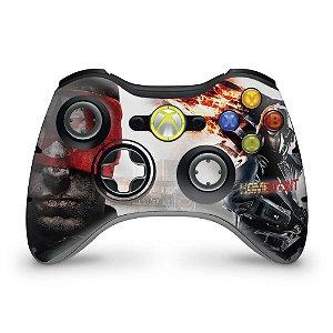 Skin Xbox 360 Controle - Homefront