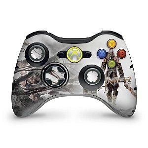 Skin Xbox 360 Controle - Nier
