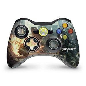 Skin Xbox 360 Controle - Crysis 2