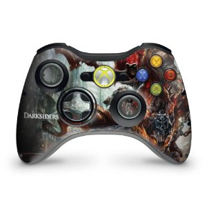 Skin Xbox 360 Controle - Darksiders Wrath Of War